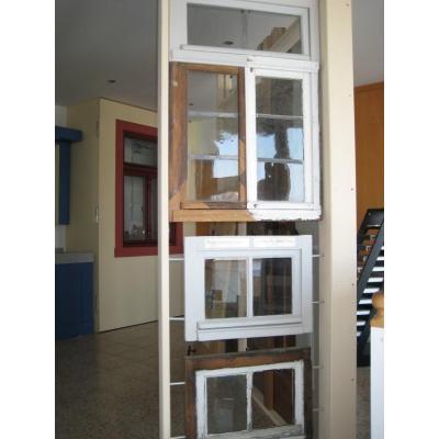 Restaurierte Fenster