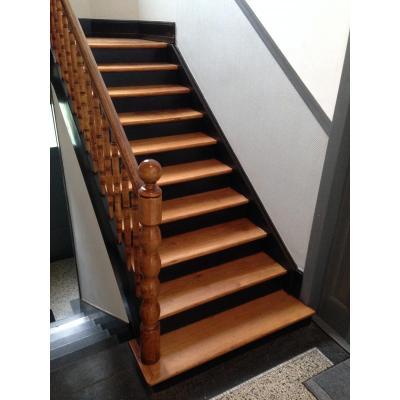 Restaurierte Treppe Frankfurt